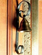 Vintage Style Victorian Antique Reproduction Shopkeeper`s Doorbell  - $16.99
