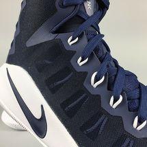 New Men's Nike Hyperdunk 2016 Basketball Shoe Size 11.5 Blue White 856483-442 image 7