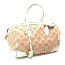 AUTHENTIC LOUIS VUITTON Monogram bucklet Speedy Hand Bag Patent Leather ... - $1,120.00