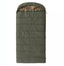 This Ozark Trail North Fork 30F Camo Hooded Sleeping Bag - £45.03 GBP