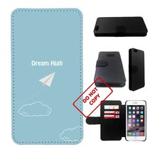 Airplane Iphone 6s PLUS wallet leather case, iphone 6s plus wallet case,... - $17.81