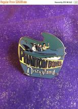 ON SALE 1998 Disneyland Tomorrowland Phantom Boats Attraction Series Pin  Mint R - $22.91