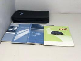 2010 Ford Focus Owners Manual Handbook w/Case OEM - $49.41
