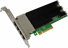 Intel Ethernet Converged Network Adapter X710-T4 4 Port Pci-E 3.0X8 - $629.99