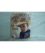 """2006 The Ultimate John Wayne DVD Collection"""", 7-Disc Set - $12.00"""