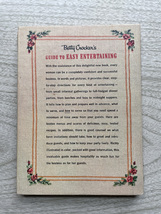 1959 Betty Crocker's Guide to Easy Entertaining - 1st Edition - hardcover image 8