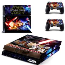 PVC Design Anime Star Wars PS4 Sticker For Sony Playstation 4 Skin Sticker - $19.00