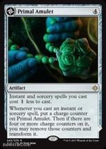 MTG Ixalan PRIMAL AMULET NM X'S1 - $2.15