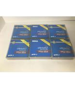 Lot of 6 Dell N0439 LTO Ultrium 2 Data Cartridge 200GB/400GB DP/N 0N0439 - $18.81