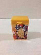 Vintage Little Tikes Taco Box HTF FREE Shipping! - $11.87