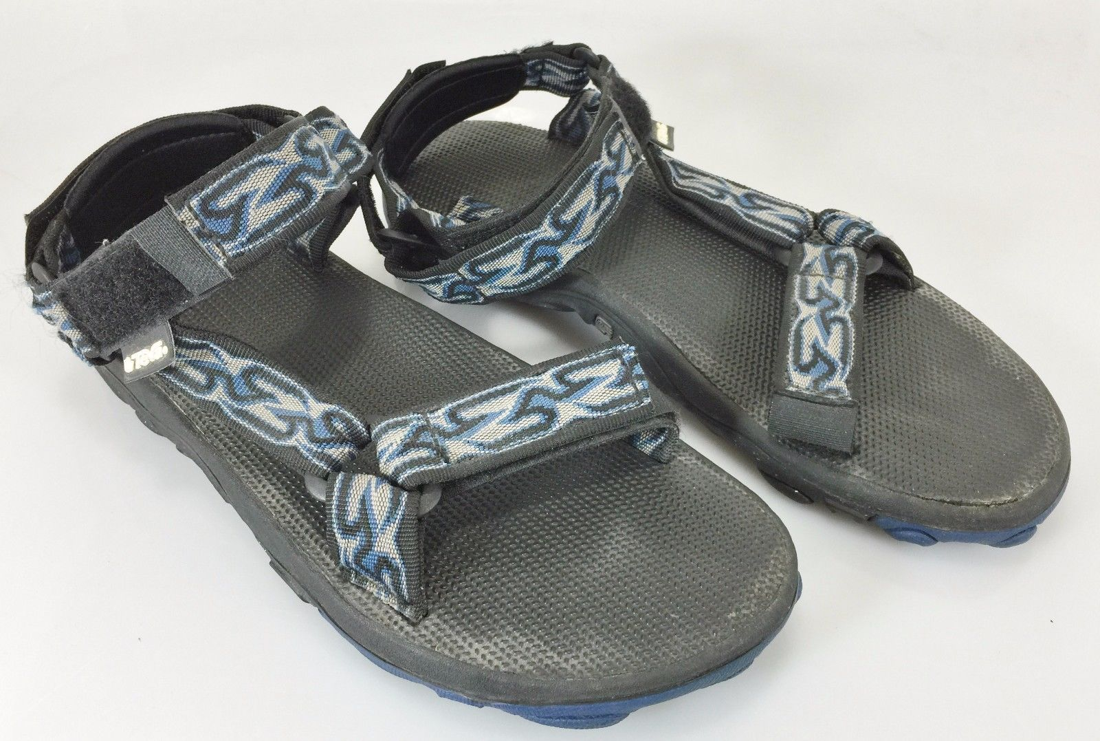 f7c473a5d7ed Teva Sport Sandals Mens 9 Black Blue Gray and 50 similar items