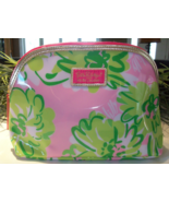 Lilly Pulitzer Estee Lauder Cosmetic Overnight Travel Case - $9.00