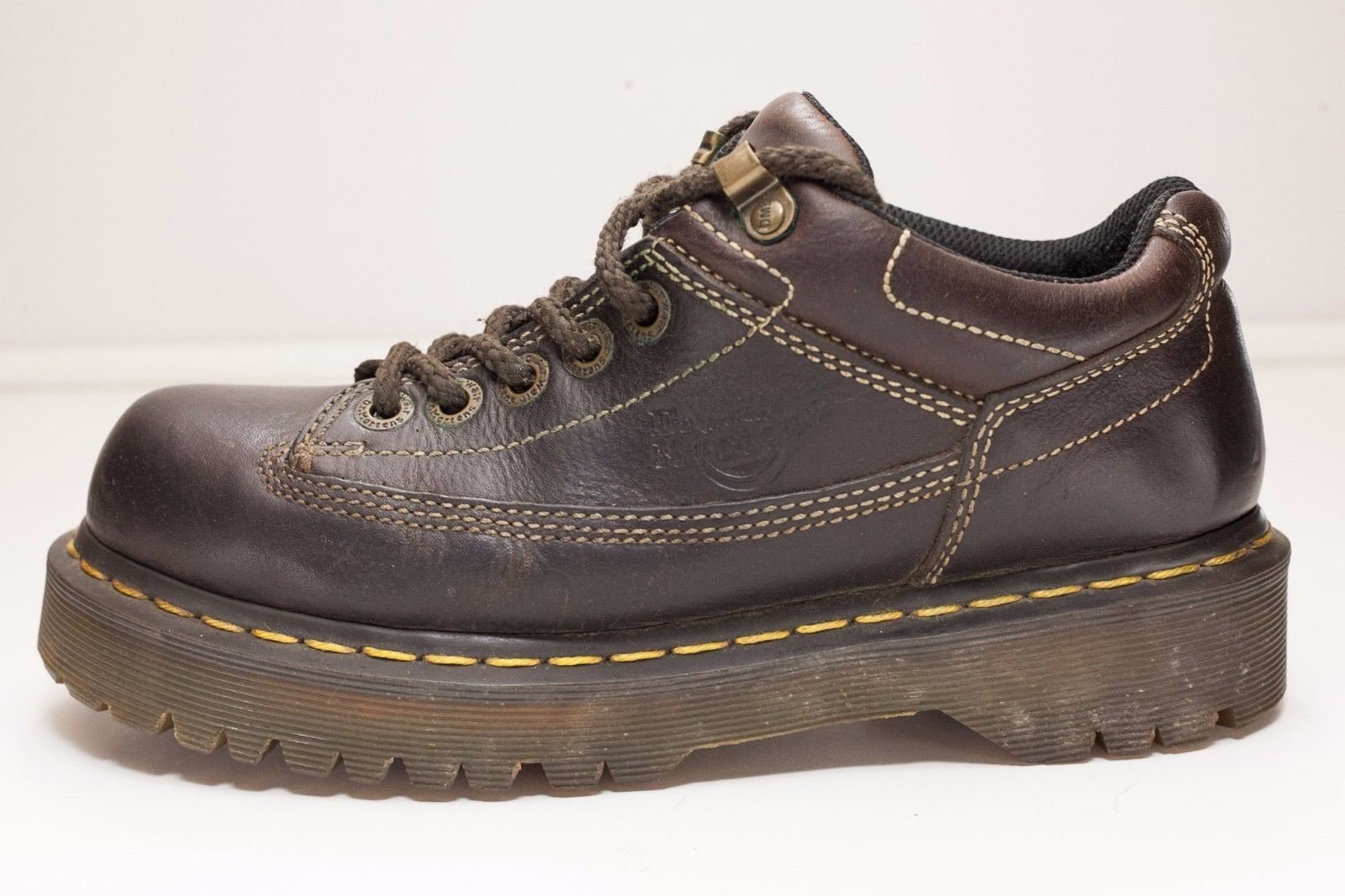 Dr. Martens 7 Brown Lace Up EU 38 Women's - $38.00