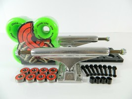 Independent 169 Stage11 Truck + Powell Peralta 60mm 90a Rat Bones Green ... - $67.89