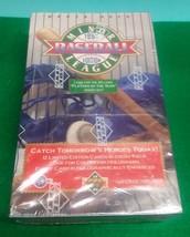 1992 Upper Deck Minor League Sealed Box - Jeter - Chipper Jones - Trevor... - $65.33
