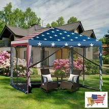 Outdoor 10' x 10' Pop-up Canopy Tent Gazebo Canopy - $246.48