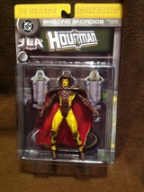 DC Direct: JLA: Amazing Androids: Hourman action figure 2000 JSA Justice... - $18.56