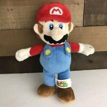 "Nintendo Mario 2018 Plush Stuffed Animal 10""  - $13.10"