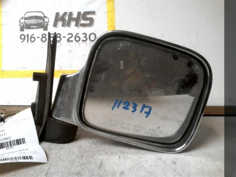 Primary image for Passenger Side View Mirror Power Chrome Fits 92-97 ISUZU TROOPER 315943
