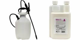 Bifen Insecticide & 1 Gal Sprayer Ants Spiders Roaches Mosquitoes Ticks ... - $57.99