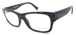 Alain Mikli Rx Eyeglasses Frames A01320 B0AT 53x17 Grey Stripe Made in F... - $105.06