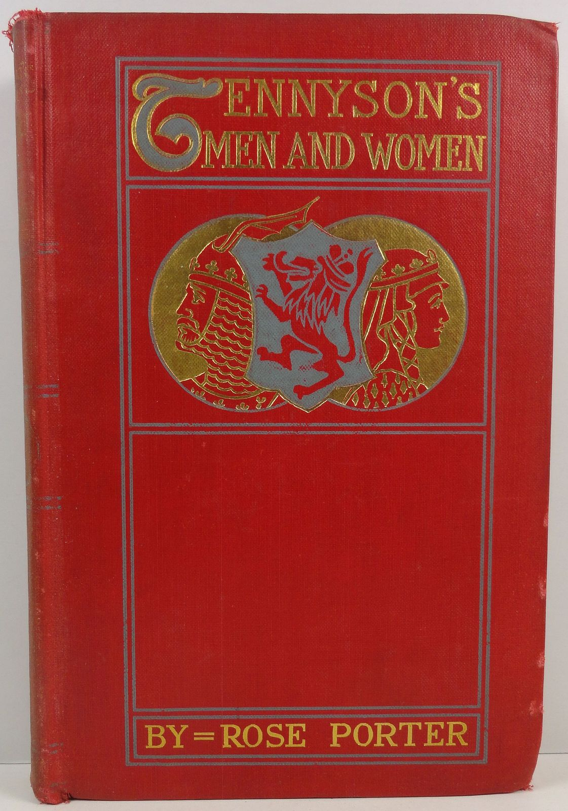 Primary image for Alfred, Lord Tennyson's Men and Women by Rose Porter 1898