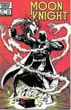 Moon Knight Comic Book #31 Marvel Comics 1983 NEW UNREAD VERY FINE - $9.74