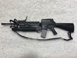 Predator Alan 'Dutch' M16 Rifle w/ M203 Grenade Launcher 1/6th MMS 72 - ... - $43.53