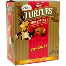 DeMet's Bite Size Turtles Candy, 60 count, 1.57 lbs - $30.99