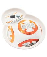 Star Wars Episode VIII: The Last Jedi BB-8 Image Shaped Ceramic Tray Dis... - $19.30