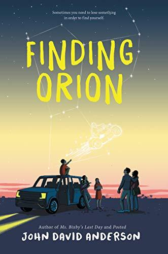 Primary image for Finding Orion [Hardcover] Anderson, John David