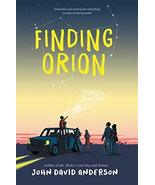 Finding Orion [Hardcover] Anderson, John David - $13.89