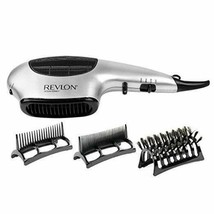 Styling Hair Dryer 3in1 1875 Watts 3 Heat Speed 3 Attachments Drying Tool NEW - $39.88
