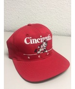 Baseball Cap Hat Snap Back Cincinnati Reds MLB Near Mint - $19.79