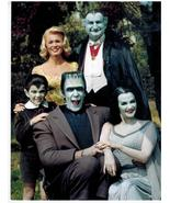 Munsters B Cast Gwynne Vintage 11X14 Color Matted Comedy TV Memorabilia Photo - $14.99