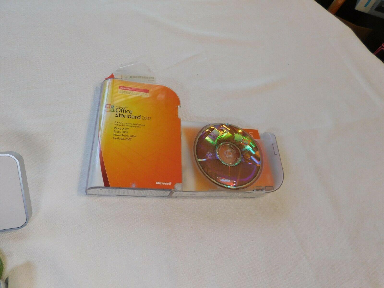 Microsoft Oficina Estándar 2007 PC Actualización 021-07668 Abierto NOS New Word image 10