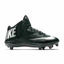 Nike Mens Lunar Code Pro 3/4 D Football Cleats, 579668-002 SIZE 13 - $42.75