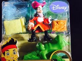 Disney Jake & The Never Land Pirates Treasure Snatcher Hook Figure - $10.69