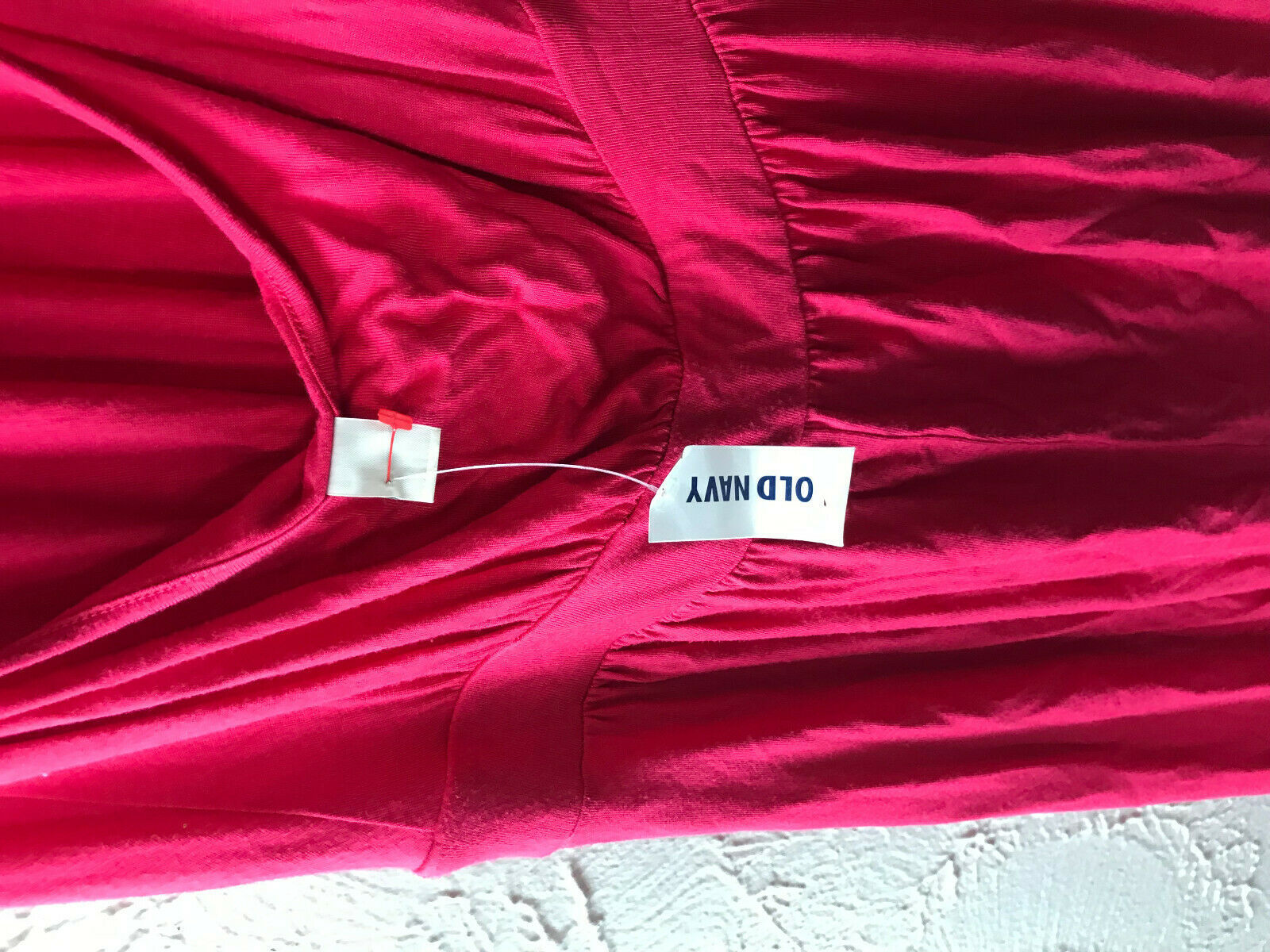 Old Navy tie halter sun Dress Size medium  NWT