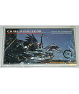 Chris Achilleos Angels and Amazons Series 2 S/N 10 Card Sheet FPG 1994 S... - $10.69