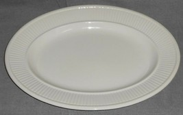 "Wedgwood EDME PATTERN 15 5/8"" Oval Serving Platter MADE IN ENGLAND - $39.59"