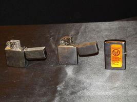 Three Vintage Lighters AA19-1675 image 11