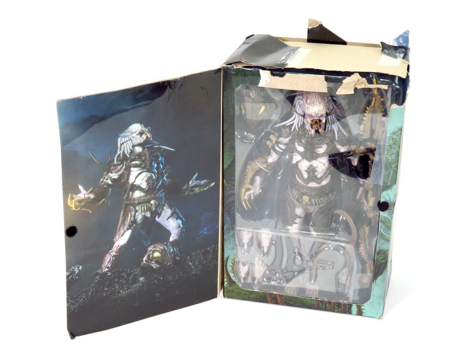 "NECA Ultimate Alpha Predator 7"" 100th Edition Action Figure Predator Movie - $48.21"