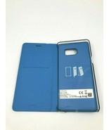 Samsung Galaxy Note 7 LED View Cover Case Folio EF-NN930 W/ Card Pocket ... - $4.94
