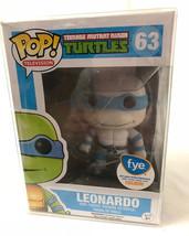 Funko Pop! Teenage Mutant Ninja Turtles Leonardo 63 Vinyl Figure - $9.49