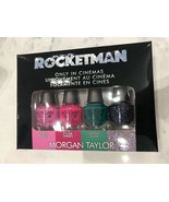 Morgan Taylor ROCKETMAN Mini Set - Bedazzle Me, Sir Teal, Tickle My Keys... - $13.99