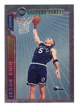 1996-97 Topps Jason Kidd Mystery Finest Insert #M2 Chrome Basketball Car... - $2.96