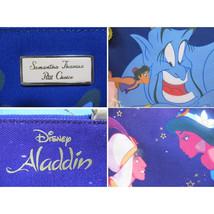 Disney Aladdin Jasmine Jeanie's  Samantha 2WAY bag Shoulder bag Clutch back  - $284.13