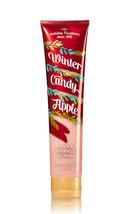BATH & BODYWORKS Winter Candy Apple 6.1 Ounces Shea & Sparkle Scrub - $12.33