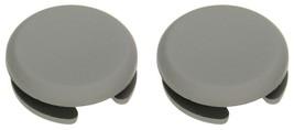 2 Pcs Grey Analog Stick Cap Joystick Cover for Nintendo 2DS 3DS 3DS XL LL - $6.49